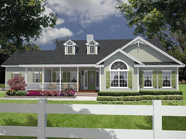 Prairie House Plans